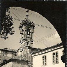 Postales: SANTIAGO DE COMPOSTELA IGLESIA DE SANTA MARIA SALOME. EDICIONES LUJO. Lote 25955009