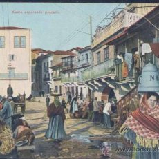Postales: VIGO (PONTEVEDRA).- KUERA ESPERANDO PESCADO. Lote 26038966