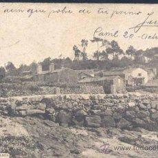 Postales: CORTEGADA (PONTEVEDRA).- LA ALDEA. Lote 26039022