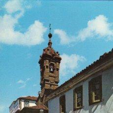 Postales: SANTIAGO DE COMPOSTELA - 33 IGLESIA DE SANTA MARÍA SALOMÉ. Lote 26061429