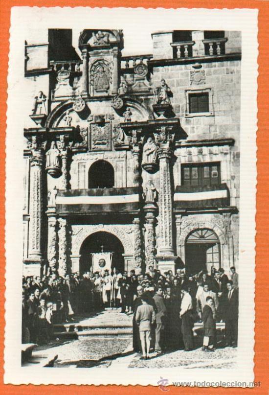 PEREGRINACION PESCADORES RIO BIBEY Y SANTUARIO DE LAS ERMITAS DE ORENSE Nº 3 - 1954 SIN CIRCULAR (Postales - España - Galicia Moderna (desde 1940))