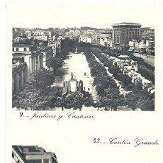 Postales: 8073 - LA CORUÑA - JARDINES Y CANTONES - CANTÓN GRANDE. Lote 26662017