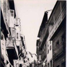 Postales: BETANZOS (CORUÑA).- CALLE DE LOS HERREROS. Lote 26700299