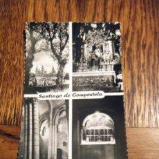 Postales: POSTAL DE GALICIA SANTIAGO DE COMPOSTELA EDICIONES ARTIGOT . Lote 27293364
