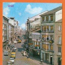 Postales: LUGO - AVENIDA DE LA CORUÑA - Nº 344 ED. PARIS - J. M. ZARAGOZA. Lote 27303473