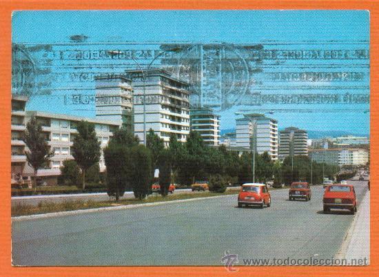 VIGO - POLIGONO DE COYA - Nº 2392 COLECCION PERLA (Postales - España - Galicia Moderna (desde 1940))