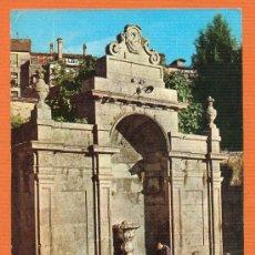 Postales: ORENSE - FUENTE DE LAS BURGAS - Nº 2020 ED. ARRIBAS. Lote 27306356