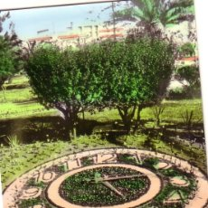 Postales: LA CORUÑA - RELOJ FLORAL - EDICIONES ARTIGOT . Lote 32152625