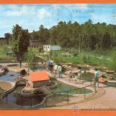 Postales: PARQUE ZOOLOGICO DE LA MEDROA - VIGO - Nº 34 (8) ED. ALARDE - AÑO 1975. Lote 27358807