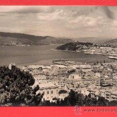 Postales: POSTAL DE VIGO VISTA PARCIAL Nº 30 EDICION SICILIA CIRCULADA EL AÑO 1963. Lote 27511757