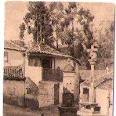 Cartoline: POSTAL ORIGINAL DECADA DE LOS 30. PONTEVEDRA.COMBARRO ALDEA GALLEGA. Nº210. VER TAMAÑO Y EXPLICACION. Lote 27555104