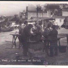 Postales: VIGO (PONTEVEDRA).- UNA ESCENA DEL BERBÉS. Lote 28158022