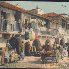 Postales: VIGO (PONTEVEDRA).- RIBERA. Lote 28565513