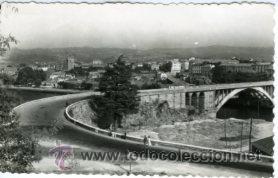 PONTEVEDRA.- VISTA PARCIAL.- EDIC. ARRIBAS Nº 63.- FOTOGRÁFICA. (Postales - España - Galicia Moderna (desde 1940))