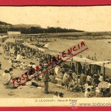 Cartoline: LA CORUÑA, PLAYA DE RIAZOR, P63573. Lote 74703327