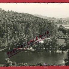 Postales: PONTEVEDRA, PAISAJE DEL LEREZ, P63652. Lote 28759506