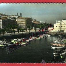 Postales: VIGO, PONTEVEDRA, DARSENA DE REAL CLUB NAUTICO, P63656. Lote 28759555