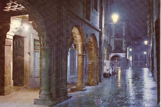 SANTIAGO DE COMPOSTELA - RUA DEL VILLAR (Postales - España - Galicia Moderna (desde 1940))
