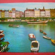 Cartes Postales: LA CORUÑA. DÁRSENA. Lote 29284814