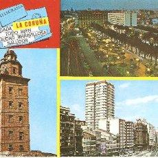 Postales: POSTAL, LA CORUÑA, ESCRITA EN 1978 SIN SELLO . Lote 29543851