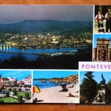 Postales: PONTEVEDRA . EDICIONES ARRIBAS Nº 2025. Lote 29684770