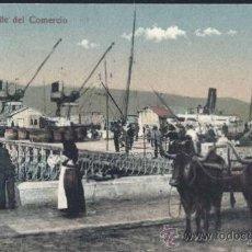 Postales: VIGO (PONTEVEDRA).- MUELLE DEL COMERCIO. Lote 29741222