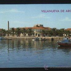Postales: S-4269- PONTEVEDRA. VILLANUEVA DE AROSA. Lote 30221698