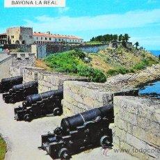 Postales: 8 TARJETAS POSTALES DE BAYONA LA REAL. PONTEVEDRA. GALICIA. Lote 30413825