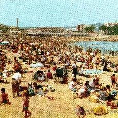 Postales: LA CORUÑA, PLAYA DE RIAZOR, EDICIONES ARRIBAS, 1962. Lote 30489570