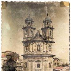 Cartoline: BONITA POSTAL - PONTEVEDRA - CAPILLA DE LA PEREGRINA . Lote 30503755