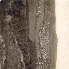 Postales: POSTAL FOTOGRAFICA EXCELENTE DE ROISIN - VISTA GENERAL DE PONTEVEDRA - MUY BUENA. Lote 30534405