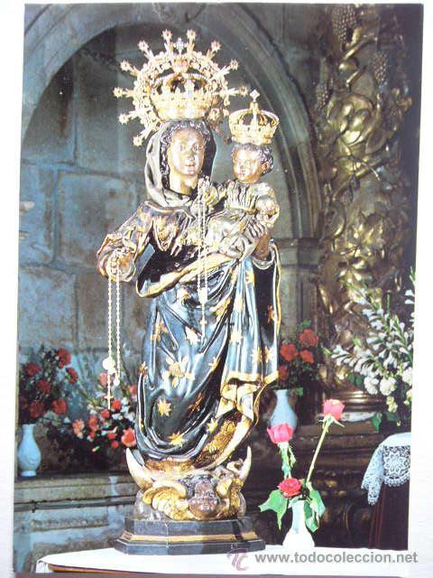 Virgen del rosariotarjeta tipo postal comprar postales de galicia virgen del rosariotarjeta tipo postal postales espaa galicia moderna desde thecheapjerseys Choice Image