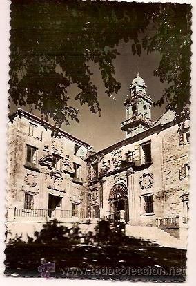 ANTIGUA POSTAL 111 SANTIAGO DE COMPOSTELA IGLESIA DE STO DOMINGO EDICIONES ARTIGOT (Postales - España - Galicia Moderna (desde 1940))