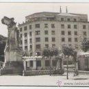 Postales: ORENSE - MONUMENTO A LOS CAÍDOS Y EDIFICIO INSTITUTO DE PREVISÓN - EDICION PARIS - POSTAL. Lote 30635197