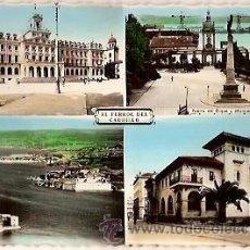 Postales: ANTIGUA POSTAL EL FERROL DEL CAUDILLO ED ARRIBAS. Lote 30665718