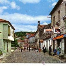 Postales: PONTEVEDRA - CRECIENTE - CALLE SOLIS RUIZ - EDICIONES ARRIBAS Nº 1. Lote 30804671