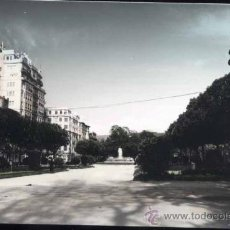 Postales: VIGO (PONTEVEDRA).- PLAZA COMPOSTELA. Lote 30881237