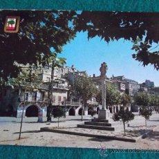 Postales: PONTEVEDRA-M2- ESCRITA-VIGO-EL BERBES-. Lote 31023380