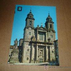 Postales: POSTAL DE SANTIAGO DE COMPOSTELA.IGLESIA DE SAN FRANCISCO.. Lote 31302295