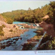 Postales: POSTAL DE PONTEVEDRA, GALICIA. AÑO 1965. RÍO LÉREZ. EDICIONES ALARDE. 653. . Lote 31327792
