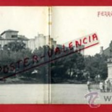 Cartes Postales: POSTAL FERROL, CORUÑA , PANORAMICA TRIPLE, PLAZA DE AMBOAGE , VER FOTO ADICIONAL , P69589. Lote 31309587