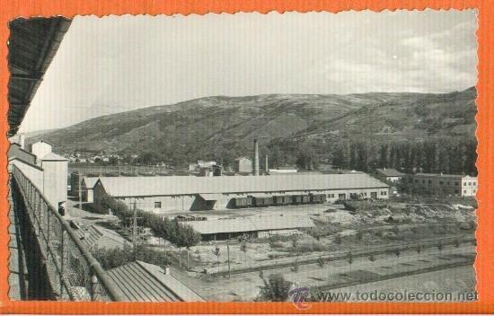 BARCO DE VALDEORRAS - ORENSE - C.E.D.I.E. FÁBRICA DE CARBURO Y CALERAS - Nº 1 ED. GRECOR AÑO 1958 (Postales - España - Galicia Moderna (desde 1940))