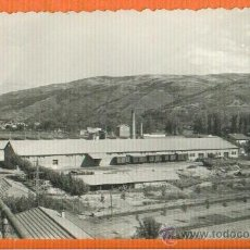 Postales: BARCO DE VALDEORRAS - ORENSE - C.E.D.I.E. FÁBRICA DE CARBURO Y CALERAS - Nº 1 ED. GRECOR AÑO 1958. Lote 31920730