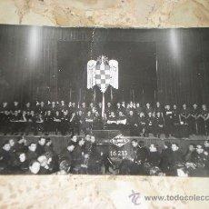 Postales: TARJETA POSTAL FOTOGRAFICA DE LA CORUÑA - FOTO BLANCO Nº 16233 - FALANGE SEU MILITAR ACTO. Lote 32180300
