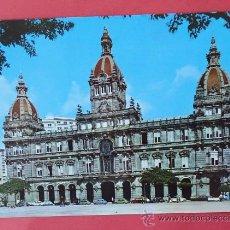 Postales: GALICIA. CORUÑA.PALACIO MUNICIPAL.. Lote 32602880