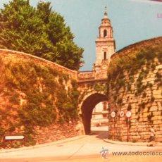 Postales: + LUGO ANTIGUA POSTAL AÑO 1972. Lote 33310139