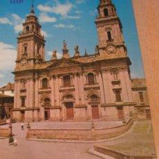 Postales: + LUGO ANTIGUA POSTAL LA CATEDRAL. Lote 33310151