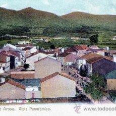 Postales: EXCEPCIONAL POSTAL VILLAGARCIA - PONTEVEDRA - FOTO MARTINEZ - AÑOS 10 - IMPECABLE - VISTA PANORAMICA. Lote 33466891