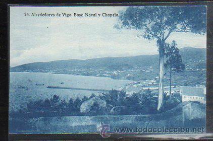 tarjeta postal de vigo alrededores base nava comprar