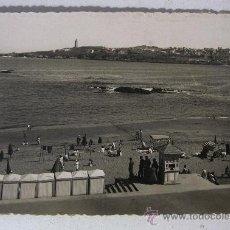 Postales: FOTO POSTAL LA CORUÑA -88- PLAYA DE RIAZOR - EDICIONES ARRIBAS (SIN CIRCULAR). Lote 34164843